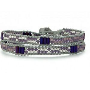 Katie Soleil Handmade Double Wrap Bracelet Choker
